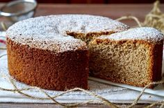 La Torta Soffice di Grano Saraceno è una torta facile da realizzare e perfetta per la prima colazione. La versione più conosciuta è con le mandorle e farcita con marmellata di lamponi, arriverà anche quella, questa è una versione semplice semplice. Possiamo comunque personalizzare la Torta Soffice di Grano Saraceno farcendola con la nostra marmellata [...] Torte Cake, Cake & Co, Healthy Sweets, Healthy Breakfast Recipes, Healthy Food, Tortilla Sana, Cooking Time, Cooking Recipes, Buckwheat Cake