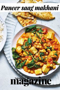 A speedy midweek veggie curry packed with flavour. Try the Sainsbury's magazine recipe Indian Food Recipes, Vegetarian Recipes, Cooking Recipes, Healthy Recipes, Makhani Recipes, Magazine Recipe, Dinner Ideas, Dinner Recipes, Best Curry