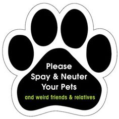 Graphics and More Peace Love Rescue Adopt Animal Shelter Pet Dogs Cats Paw Print Automotive Car Refrigerator Locker Vinyl Magnet