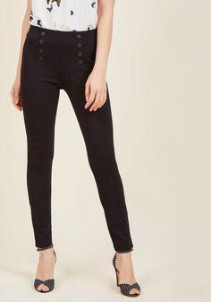 #ModCloth - #ModCloth Freelance and Fabulous Ponte Pants in S - AdoreWe.com