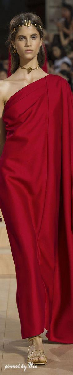 Mirabilia Romae Spring 2016 Haute Couture l Ria women fashion outfit clothing style apparel @roressclothes closet ideas
