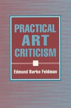 Feldman model art criticism essay