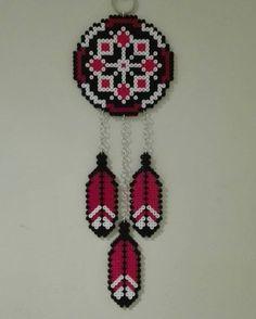 Dreamcatcher hama beads by hamabeads4