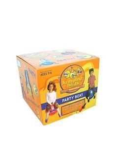 Waliki Toys Jumping Balls Party Box 11 Amp Air Pump