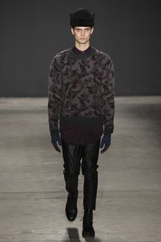 Robert Geller Fall 2017 Menswear Collection Photos - Vogue