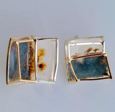 Visualizza su Susanna Baldacci gioielli contemporanei: orecchini - argento, oro.jpg