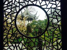 The Classical Gardens of Suzhou, China