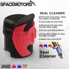 Universele 45-55mm Vork Schokdemper Olie-afdichting Schoon Saver Doctor reparatie Onderdelen Voor CRF YZF KTM RMZ KXF Motocross ENDURO MX