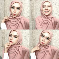Jilbab Smile: Awek Tudung Cute Very Happy Model Poses Photography, Makeup Photography, Photography Women, Photography Ideas, Travel Photography, Fashion Photography, Hijab Style Dress, Hijab Chic, Fashion Model Poses