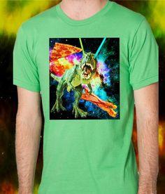 Space Hunger Wars T-Rex T-Shirt