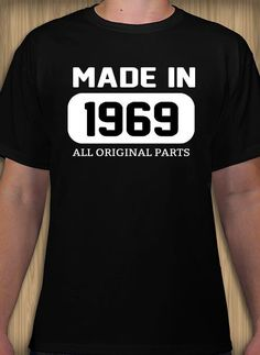 Made In Year Birthday T Shirt Design Idea And Template Create Tees Online