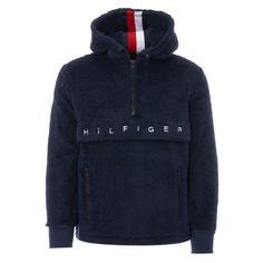Hoodie Sweatshirts, Zip Hoodie, Hilfiger Denim, Tommy Hilfiger Sweatshirt, Hoods, Sweaters, Fashion, Hoodie, Clothing