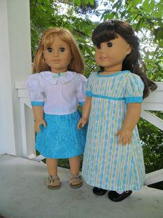 Jinjia Mixed Goods: American Girl Dolls with an Asian Flair