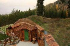 casa hobbit como construir - Buscar con Google