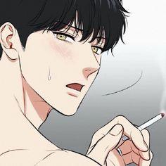 Manhwa Manga, Manga Anime, Anime Art, Bl Comics, Manga Comics, Charming Man, Haikyuu Manga, Manga Love, Cartoon Pics