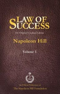 Law of Success Volume I of IV – Napoleon Hill Foundation Napoleon Hill, Books To Buy, Books To Read, Words Quotes, Life Quotes, Dream Quotes, Wisdom Quotes, Quotes Quotes, Must Read Classics