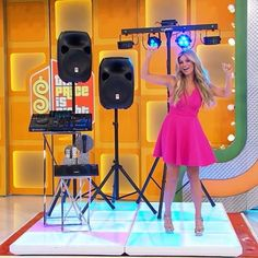 Amber Lancaster, Music Week, Price Is Right, Dance Music, Event Decor, Edm, Seasons, Models, Photo And Video