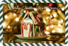 Tired of trying to keep up with the Kringles? 7 Holiday Traditions Worth Your Time #Holidays