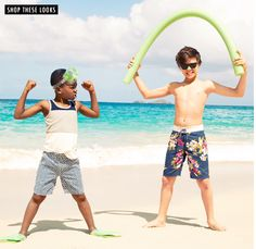 #Kids am #Strand