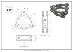 3D CAD EXERCISES 217 - STUDYCADCAM
