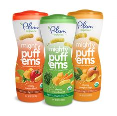 Image result for organic puffed snacks