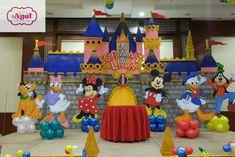 Disneyland Birthday Party Ideas | Photo 2 of 10 | Catch My Party