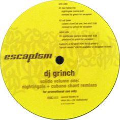 DJ Grinch - Solido Volume One: Nightingale + Cubano Chant R...