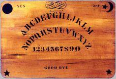 Ouija board, 1891