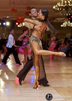 Photo taken at the Millennium Ballroom & Latin Dance Competition in Tampa Bay, Florida by Joe Gaudet. GaudetPhoto.com