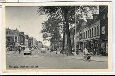 De Enschedesestraat in Hengelo omstreeks 1961