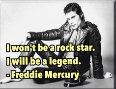 Freddie Mercury.  That's a great picture! <3