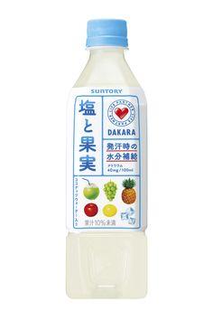 SUNTORY DAKARA 塩と果実