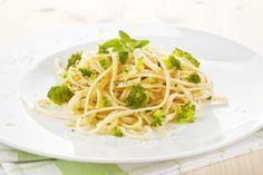 Spaghetti mit Brokkoli und Gorgonzolasauce Rezept