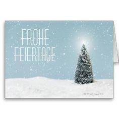 Happy Holidays Deutsch