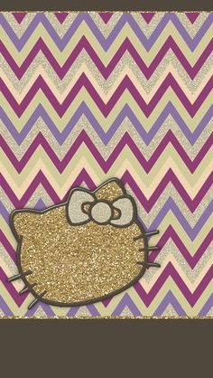 Mommy Lhey | Golden Plum Kitty Wallpaper | http://www.mommylhey.com