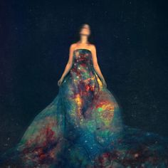 hitrecordjoe:  the space dress