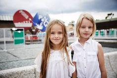 Le foto di Kristina Pimenova, la bambina più BELLA del mondo, al ...
