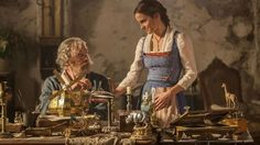 """As much as we love it in Disney's """"Beauty and the Beast"""" the singing cutlery wasn't mentioned in the original story."""