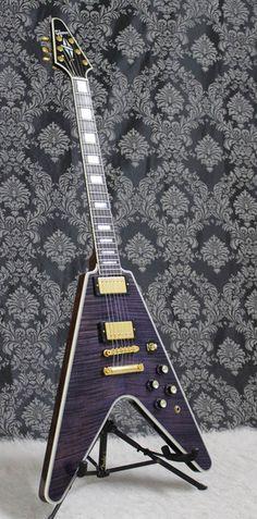 2011 Gibson Flying V Custom