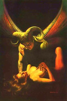 Gothic Vampire, Psy Art, Demon Art, Dark Elf, Vintage Horror, Angels And Demons, Dark Fantasy Art, Medieval Art, Gothic Art