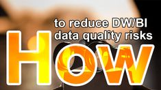How to identify and reduce DW/ BI data quality risks. You can find a free, but comprehensive risks and how to mitigate them. Regression Testing, Appropriate Technology, Manual Testing, Test Plan, Data Quality, Business Requirements, Business Intelligence, Data Analytics, Human Resources