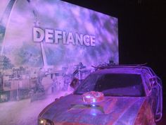 More of the Defiance Dodge at the SyFy Upfront