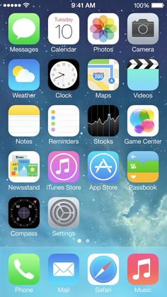 Apple - iOS 7 - What's New