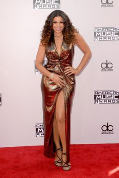 Jordin Sparks | Fashion At The 2014 American Music Awards