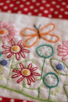 i want embroidery to be my next crafty adventure