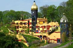 It may not have the ancient loveliness of Baden-Baden, but Essen can still boast a couple of world-class attractions