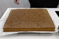 Tarta San Marcos Butcher Block Cutting Board, Homemade Desserts, Pies