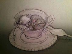Phantom of lost teas