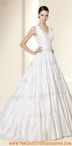 5032  Vestido de Novia  Atelier Diagonal