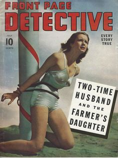 Front Page Detective, Jul. 1942